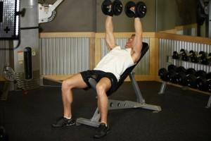 Häufigkeit des Gewichtsverlusttrainings